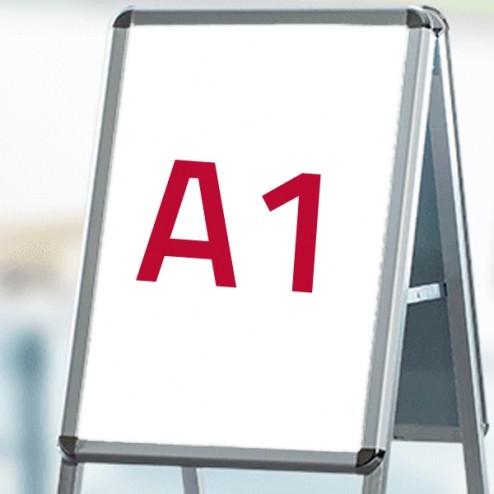Kundenstopper A1